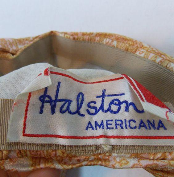 HALSTON AMERICANA
