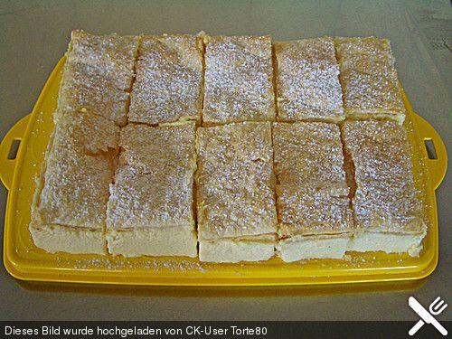 Cremeschnitten (Rezept mit Bild) von Torte80 | Chefkoch.de