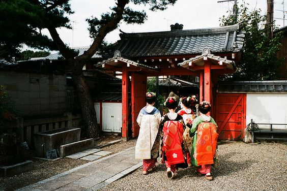 2011 Kyoto, Japan by Benny(I am empty), via Flickr