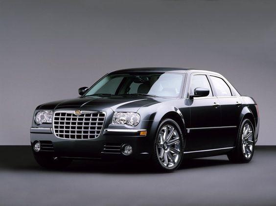 Chrysler 300 C de Barak Obama