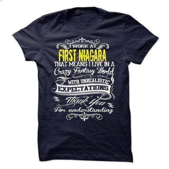 Work At First Niagara Hoodies - New - t shirt designs #fleece hoodie #short sleeve shirts