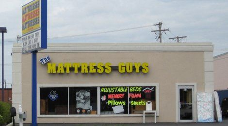 MATRESS GUYS - CAPE GIRARDEAU, MISSOURI - APRIL 11, 2014