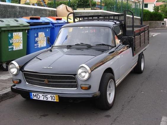 peugeot 404 pickup vintage french cars pinterest peugeot. Black Bedroom Furniture Sets. Home Design Ideas