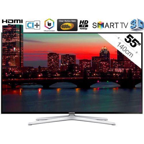 Samsung UE55H6400 Téléviseur LED prix promo TV LED pas cher Rue du Commerce 769.99 € TTC au lieu de 1 499 €