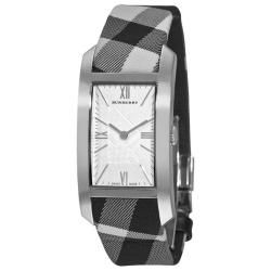 Burberry yes please! Black and White watch