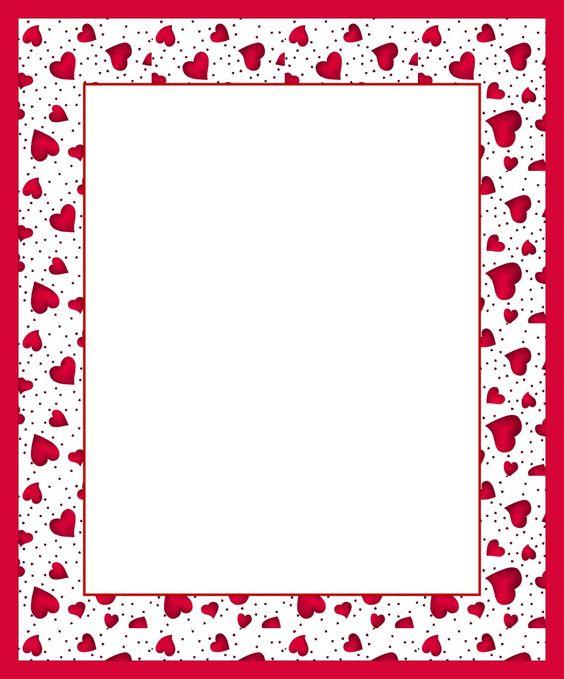 valentine photo frames free online