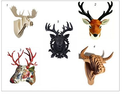 t te de cerf troph es oh deer cerfor t pinterest. Black Bedroom Furniture Sets. Home Design Ideas