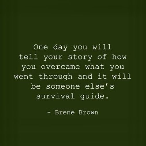 Pin by Caroline Nastasi on Quotes in 2020   Told you so, Overcoming, Survival  guide