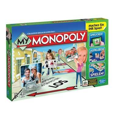 My Monopoly von Hasbro   Galeria Kaufhof
