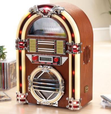 Zennox Juke Box with CD Player  £100