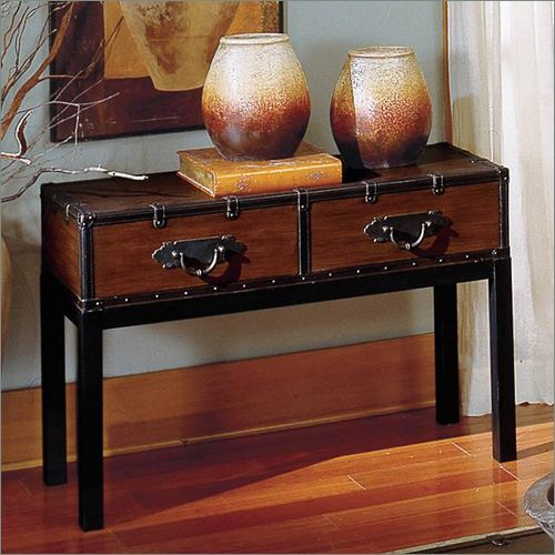 Steve Silver Voyage Sofa Table