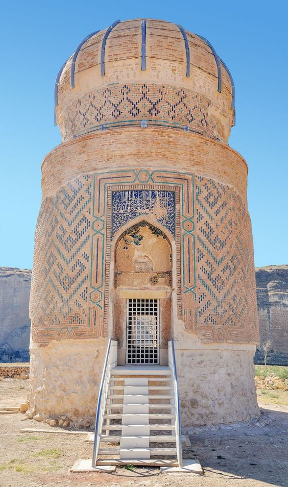 Tumba de Zeynel Bey Hasankeyf, Turquía