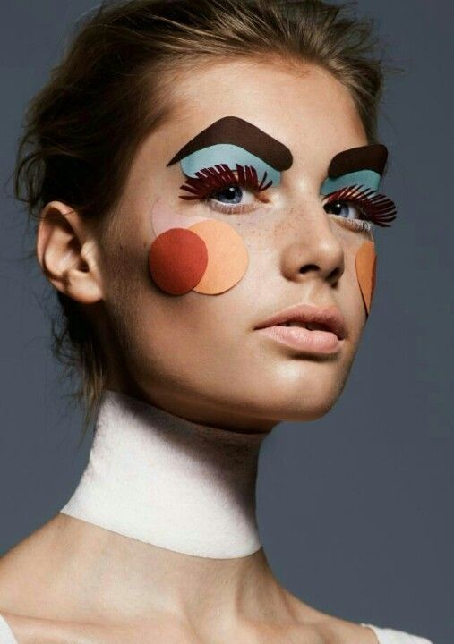 50 Creative Portrait Examples With Images Makeup Photography