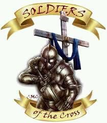 2 Timothy 2:3 Thou therefore endure hardness, as a good soldier of Jesus Christ. 4 No man that warreth entangleth himself with the affairs of this life; that he may please him who hath chosen him to be a soldier.