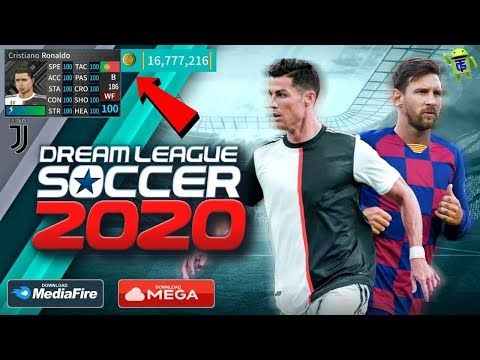 Dream League Soccer 2020 Apk Mod Money Juventus Update Download Games Game Cheats Iphone Games