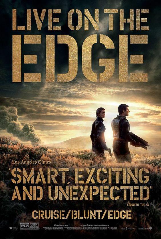 Live on the Edge...of Tomorrow