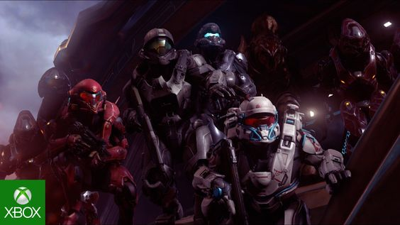 Halo 5 E3 Campaign Demo  If this is the Demo, the Game will most likely give me an heart-attack.