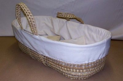 organic basinet from green cradle