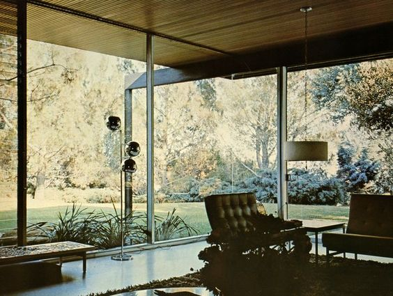 the Singleton House by Richard Neutra 1960 - Mid Century Modern architecture