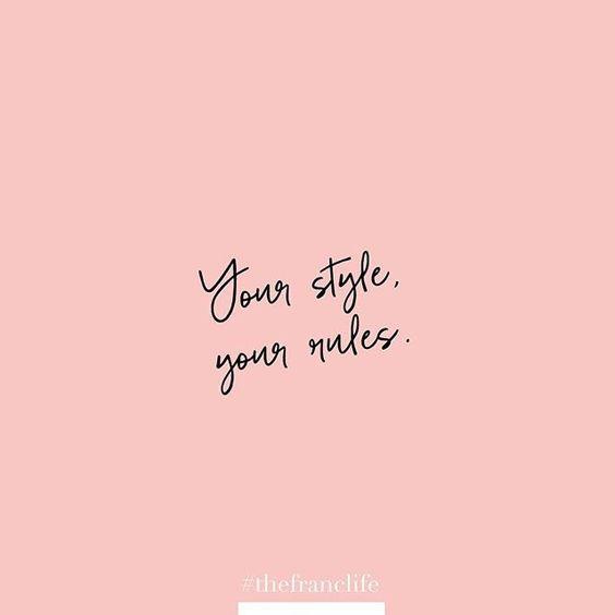 your style - your rules - poznaj swój styl - szafa kapsułowa przyjazna dla portfela