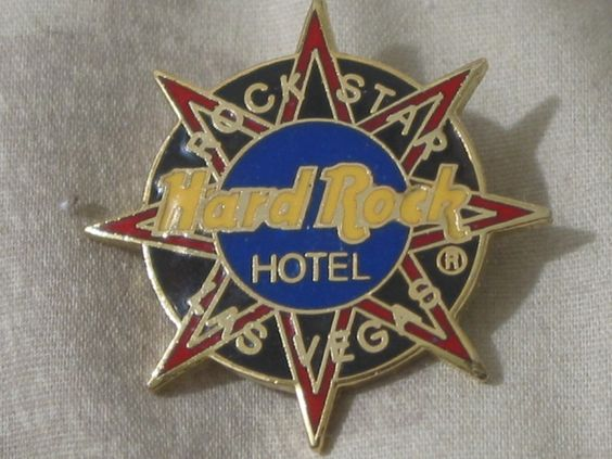 A Junkee Shoppe Junk Market Stop: HARD ROCK Hotel Casino Las Vegas Rock Star Pinback ... For Sale Click Link Here To View >>>> http://ajunkeeshoppe.blogspot.com/2015/12/hard-rock-hotel-casino-las-vegas-rock.html