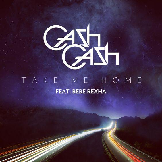 Cash Cash, Bebe Rexha – Take Me Home (single cover art)