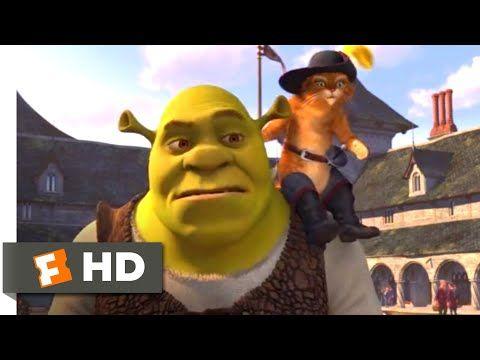 Shrek The Third 2007 Medieval High School Scene 3 10