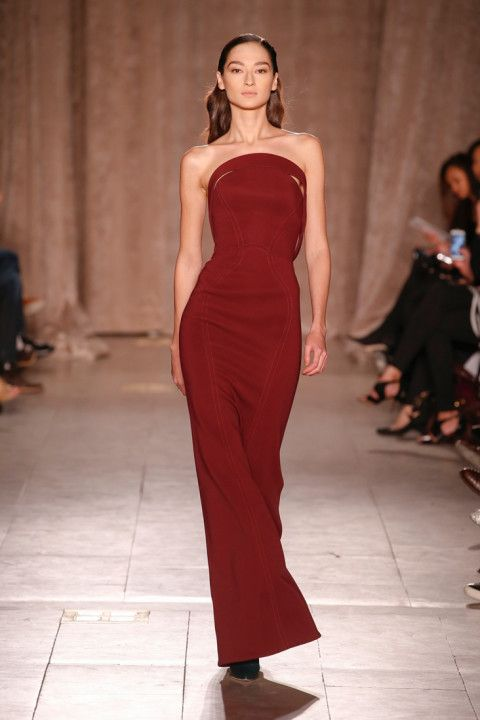 Fall Winter 2015 - Zac Posen