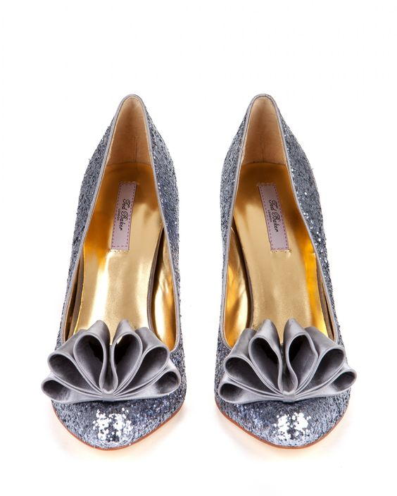 Origami bow court - MAYTER - Ted Baker  Price: $170