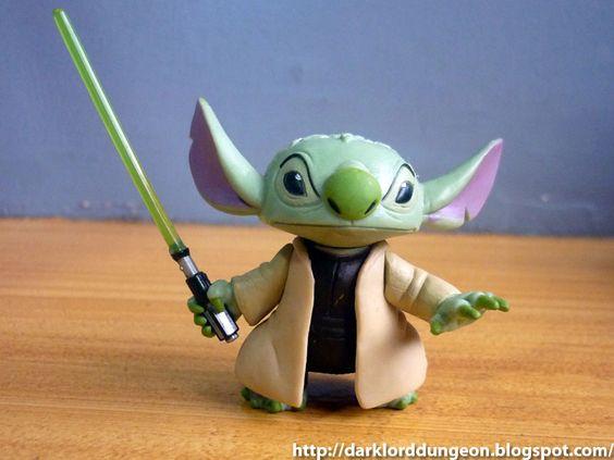 stitch yoda Google Image Result for http://1.bp.blogspot.com/_f8M7TUQfM9I/TUav9g_nyDI/AAAAAAAAAko/gP8n0OOLaDQ/s1600/Disney%2BStitch%2BYoda%2B2.jpg