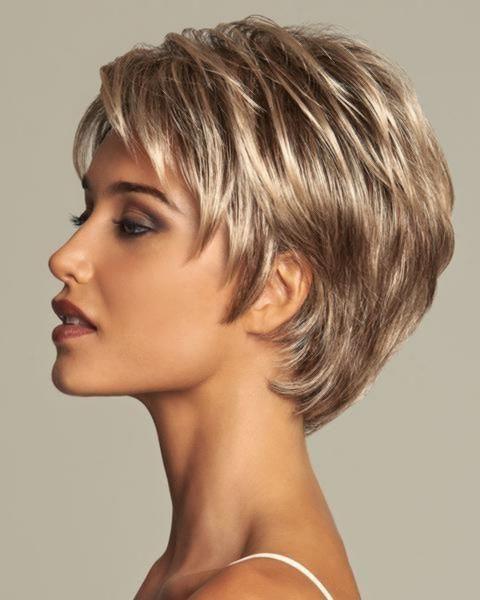 10++ Image coiffure courte pour femme des idees