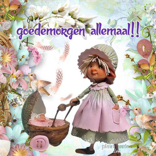 goedemorgen | Mijn-enaidsworld.jouwweb.nl