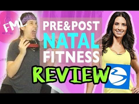 I Tried Autumn Calabrese S Pre Post Natal Fitness Workout