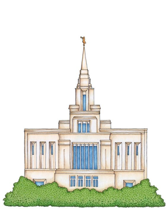 Clip Art Temple Clip Art new ogden utah temple clip art by susanfitchdesign on etsy young etsy