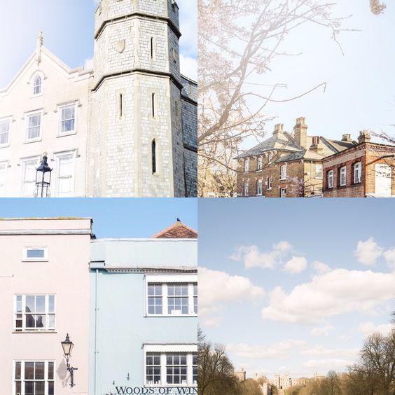 Spring in Britain - rubyandbblog