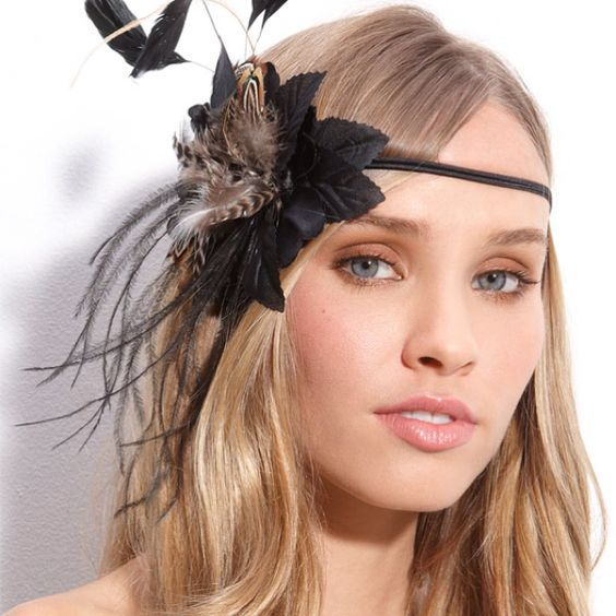 Love this hair accessory! Found it on Nordstrom.com! Gotta love Nordstrom!