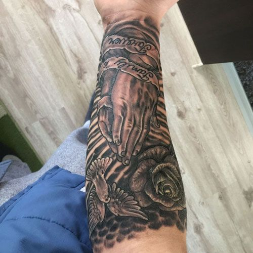 125 Best Forearm Tattoos For Men Cool Ideas Designs 2020 Guide Outer Forearm Tattoo Cool Forearm Tattoos Forearm Tattoos