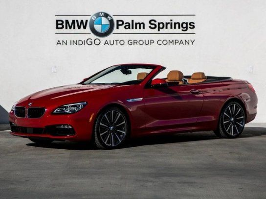 Convertible 2017 Bmw 650i Convertible With 2 Door In Palm Springs Ca 92264 Bmw 650i Bmw 2017 Bmw