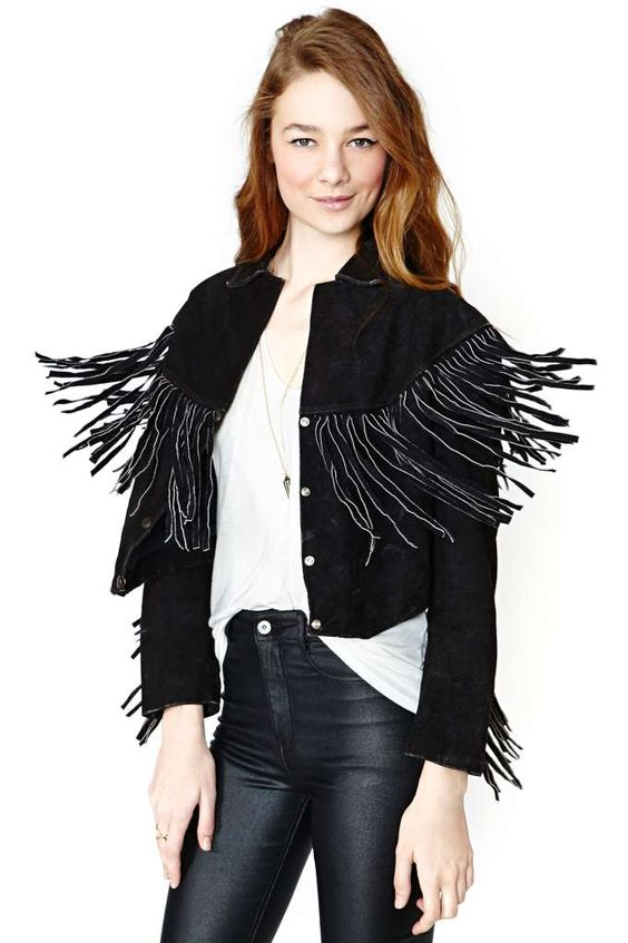 Rebel Rouser Leather Jacket