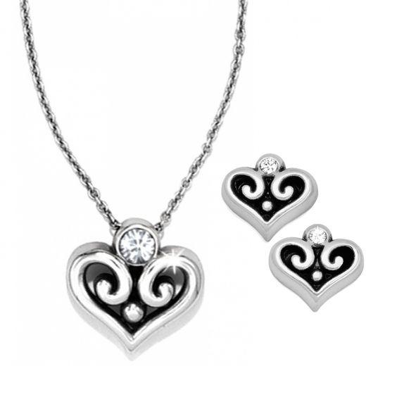 Alcazar Heart Gift Set