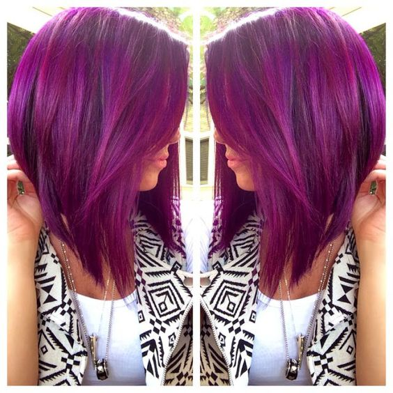 Stunning hair colors!