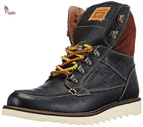 Chieftain, Desert boots homme, Marron (Redbrown 630), 42 EUKangaroos