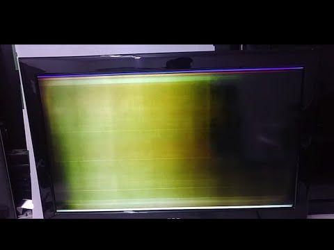 Nuevo Truco Reparación De Pantalla Blanca Youtube Pantalla Blanca Pantalla De Tv Televisión Led