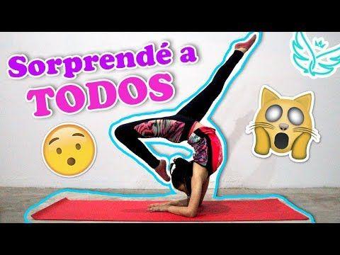 5 Acrobacias Fáciles Para Sorprender A Todos Grupo Silfides Youtube Acrobacias Ejercicios De Entrenamiento Trucos De Baile