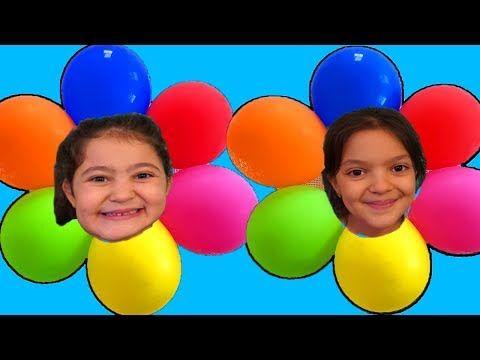 Learn Colors With Masal Oyku Fun Kids Video Youtube Youtube Videos For Kids Learning Colors Kids Videos