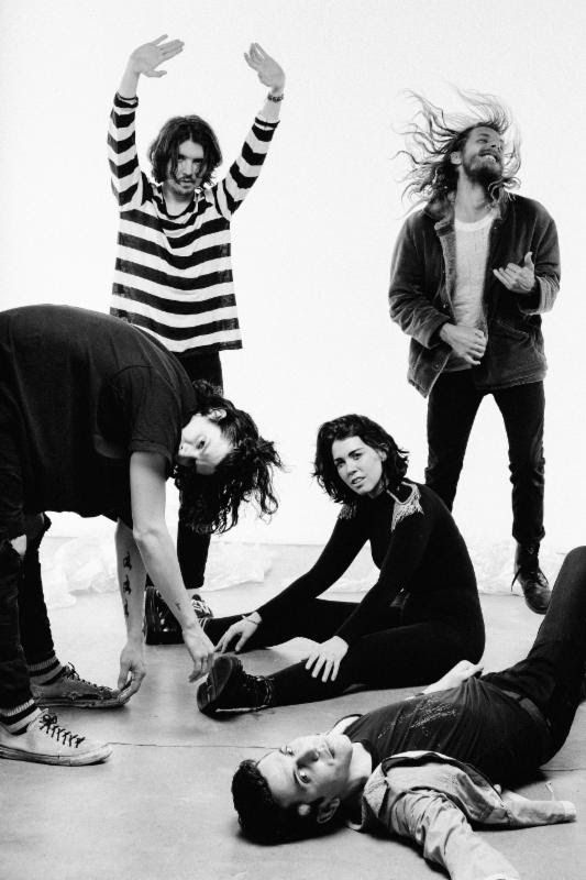 Grouplove to Appear on Howard Stern's Tribute to The Beatles' RevolverWithGuitars: