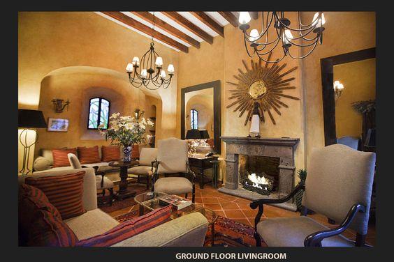 Breathtaking Luxury Vacation Rental in San Miguel de Allende Mexico | Casa Beneficencia