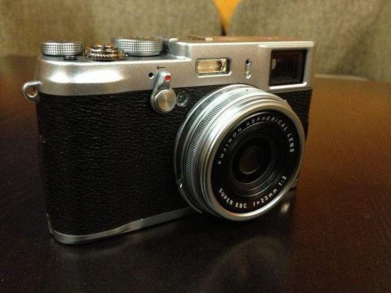 Fujifilm X100S vintage time