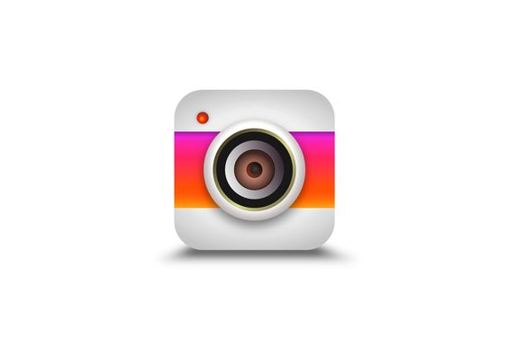 Illustrator Tutorial   Photography Camera Logo Design