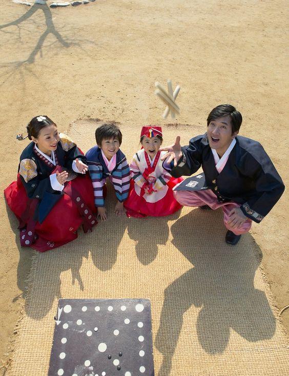 Trò chơi truyền thống ở Hàn Quốc mỗi khi xuân về